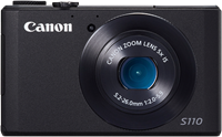 Canon updates S series with PowerShot S110 12MP Wi-Fi enthusiast compact