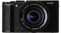 Just posted: Our Fujifilm X-M1 hands-on preview
