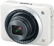 Canon introduces social-oriented PowerShot N2