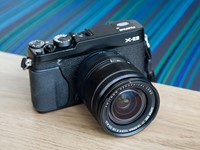 Fujifilm   X-E2 Review