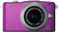 Olympus PEN Mini / E-PM1 Review