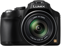 Panasonic announces Lumix DMC-FZ70 with 60x optical zoom