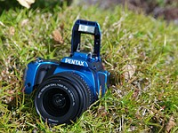 Hands-on with the Pentax K-S1
