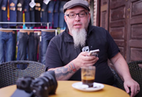 Street photography tips with Zack Arias