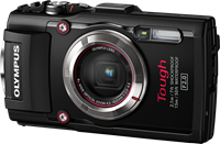Shockproof flagship: Olympus 'drops' new Tough TG-3