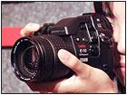 Olympus E-10 Digital SLR, 4 megapixels