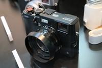 CP+ 2014: Fujifilm stand report