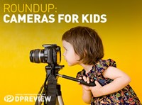 Roundup: Digital Cameras for Kids