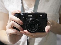 Photokina 2014: Hands-on with the Fujifilm X100T