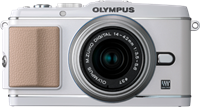 Olympus updates firmware for E-5 and recent PEN models
