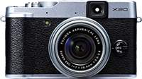 Fujifilm creates X20  enthusiast compact with X-trans CMOS sensor