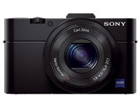 Sony unleashes Cyber-shot RX100 II with BSI CMOS sensor