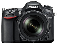 Nikon unveils D7100 mid-level 24MP APS-C DSLR with no low-pass filter