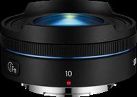 Samsung introduces 10mm F3.5 Fisheye for NX