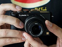 Panasonic Lumix DMC-G5 and DMC-FZ200 previewed, DMC-LX7 with samples