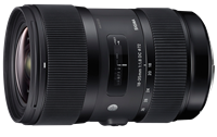 Sigma announces super-fast 18-35mm F1.8 DC HSM Art for APS-C DSLRs