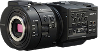 Sony announces NEX-FS700 '4k-ready' E-mount camcorder