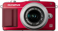 Olympus PEN E-PM2 Review