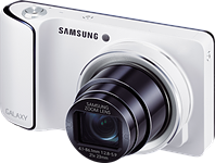 Samsung's Android-powered Galaxy Camera: the most connected camera?