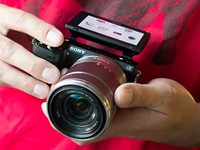 Sony NEX-5R Hands-on Preview