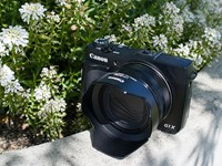 Smaller, faster ... better? Canon G1 X Mark II review