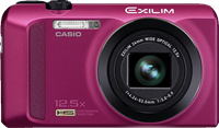 Casio Japan announces Exilim EX-ZR200 CMOS compact superzoom