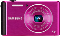 Samsung unveils ST76 and ST66 budget compact cameras