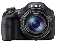Sony launches Cyber-shot WX300, HX300 and TX30 compact cameras