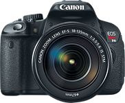 Just Posted: Canon EOS 650D / EOS Rebel T4i review