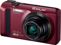 Casio Japan announces Exilim EX-ZR300 high-speed compact camera
