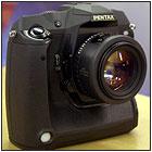 Pentax Digital SLR - 6 megapixel