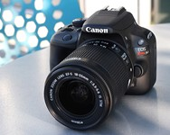 Just posted: Canon EOS 100D / Rebel SL1 Review