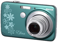 Pentax announces Efina budget compact and white WG-3 waterproof