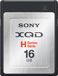 Sony announces range of XQD memory cards