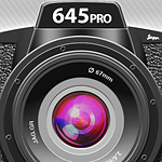 645 PRO app for iPhone offers access to lossless camera output (but not Raw)