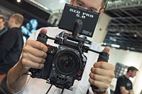 Photokina 2014: Hands-on with RED's Epic Dragon