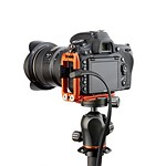 Three Legged Thing launches 'Ellie,' a versatile L-bracket for modern camera systems