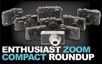 Just Posted: Enthusiast Zoom Compact Camera Roundup