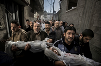 World Press Photo announces 2013 contest winners