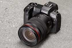 Canon EOS R review: Digital Photography Review