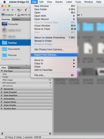 Finally! Adobe updates Bridge CC for improved performance