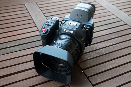Crossing the Bridge: Canon XC10 Review: Digital Photography