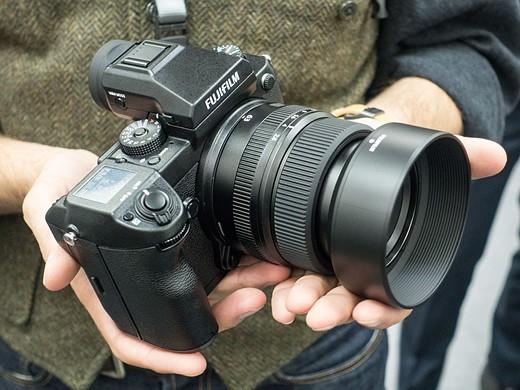 Photokina 2016: Hands-on with Fujifilm GFX 50S 6