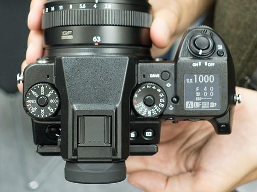 Photokina 2016: Hands-on with Fujifilm GFX 50S 7