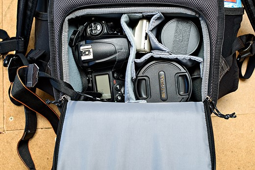 Accessory review: MindShift Gear SidePath camera backpack 6