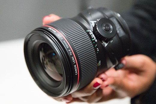 Hands-on with new Canon L-series primes 8