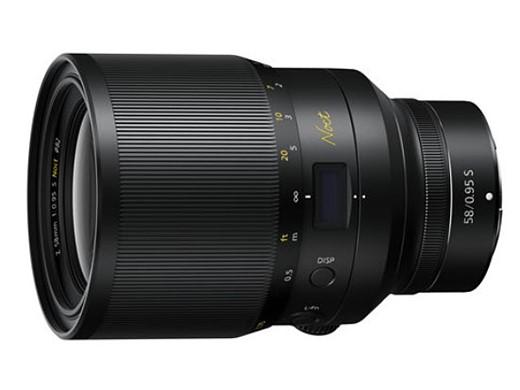 Nikon's three-year lens roadmap includes 58mm F0 95 Noct