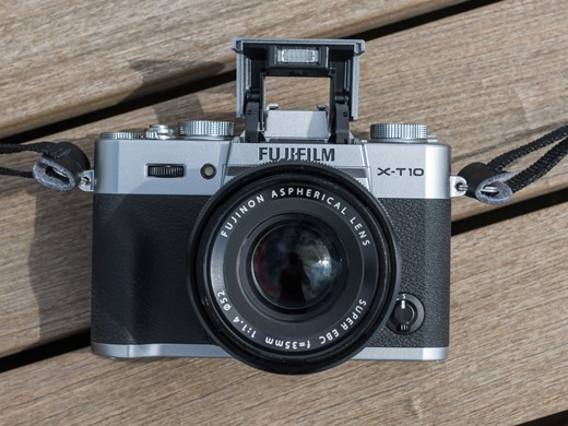 Fujifilm X T10 Review Digital Photography