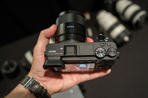 Hands-on and in-depth with the Sony a6500 3