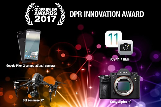 Our favorite gear, rewarded: DPReview Awards 2017 23